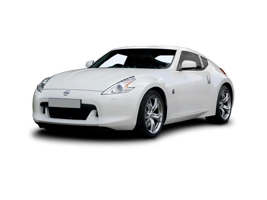 Nissan 370z Coupe 3.7 V6 [328] 3dr