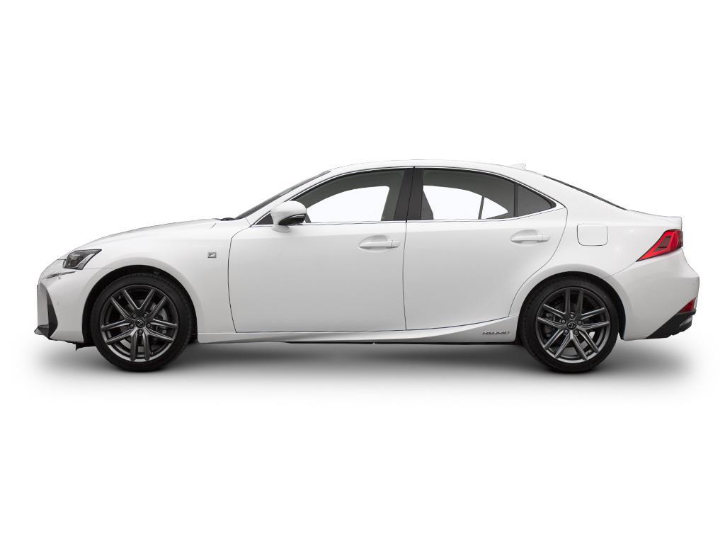 Lexus Is Saloon 300h 4dr Cvt Auto [premium Pack/sunroof]