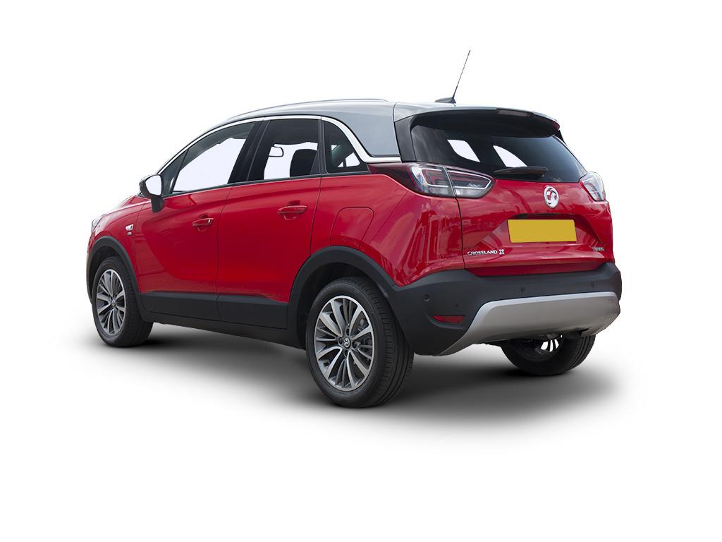 Vauxhall Crossland X Hatchback 1.2t [110] 5dr [6 Spd] [start Stop]