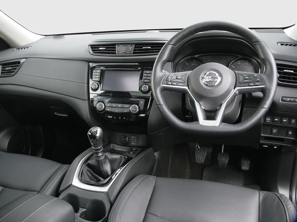 Nissan X-trail Diesel Station Wagon 1.7 Dci 5dr 4wd Cvt [7 Seat]