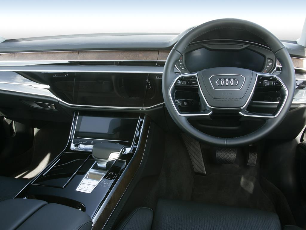 Audi A8 Diesel Saloon L 50 Tdi Quattro 4dr Tiptronic
