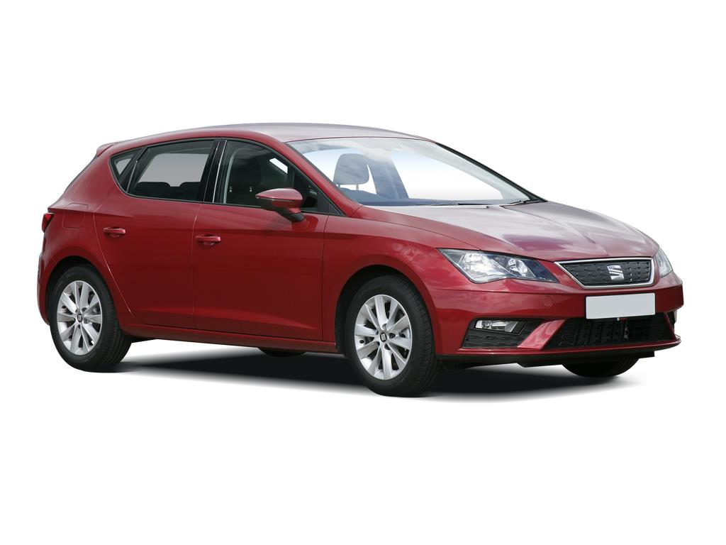Seat Leon Hatchback 1.5 Tsi Evo Fr Black Edition [ez] 5dr