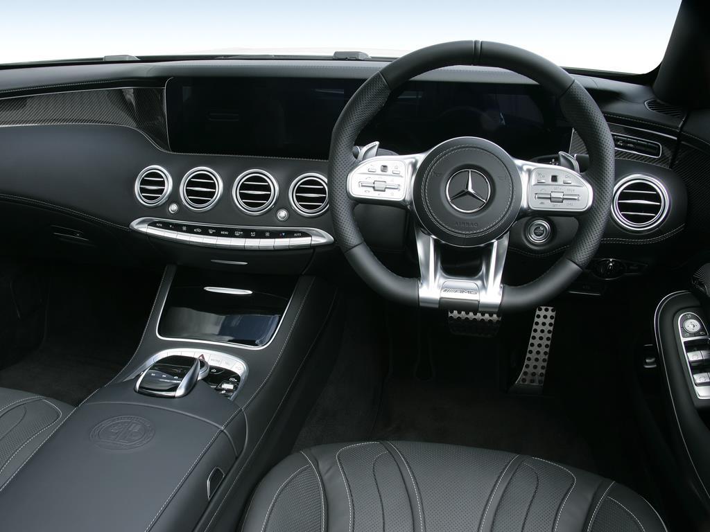 Mercedes-Benz S Class Amg Cabriolet S63 [612] Premium 2dr Mct