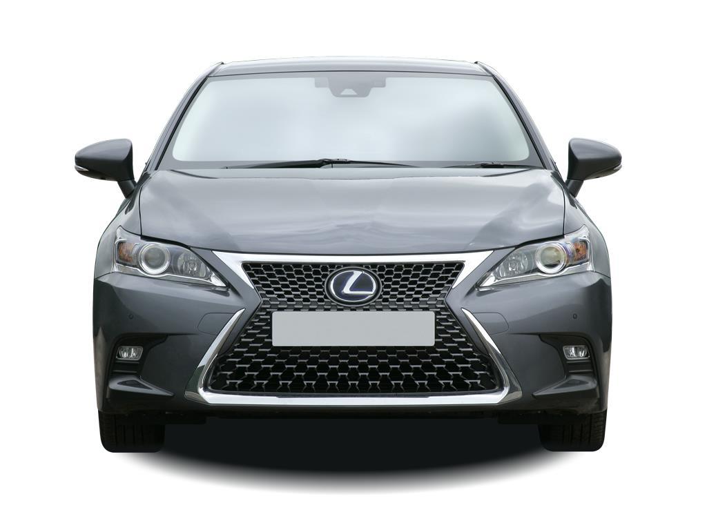 Lexus Ct Hatchback 200h 1.8 5dr Cvt [tech Pack/leather]