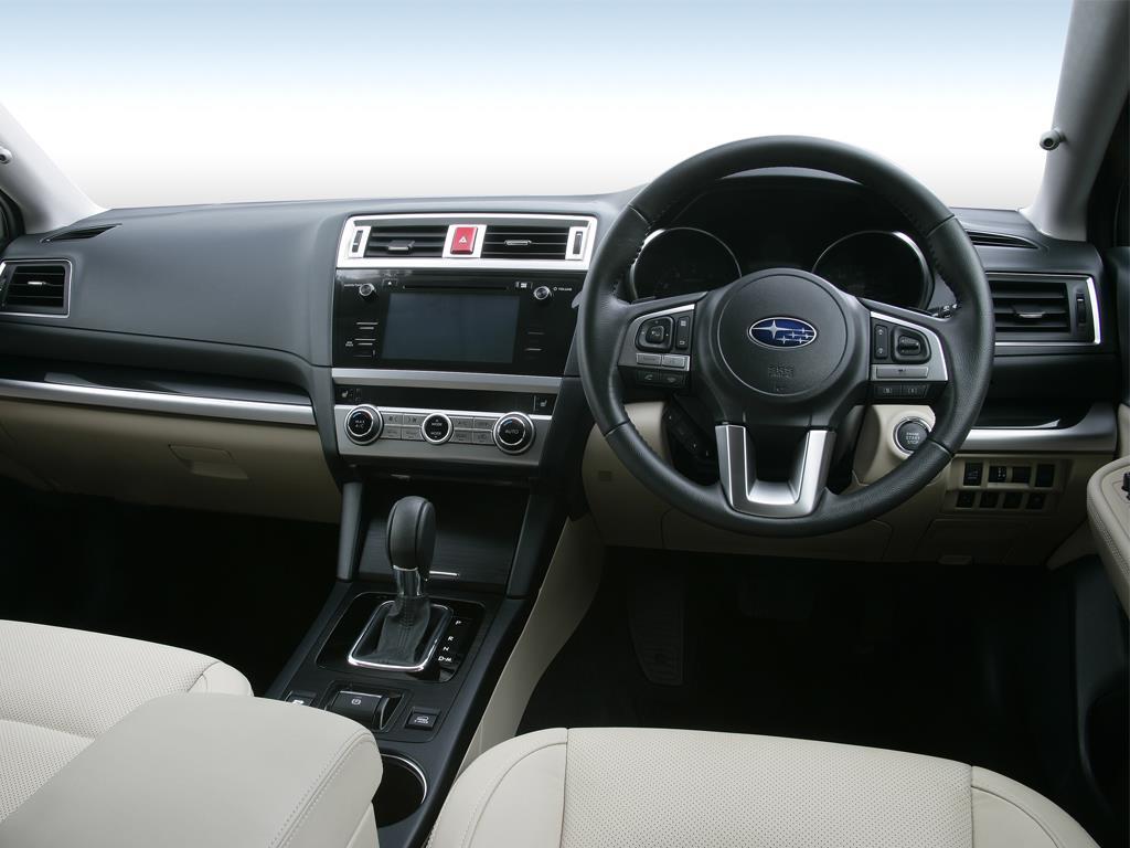 Subaru Outback Estate 2.5i 5dr Lineartronic