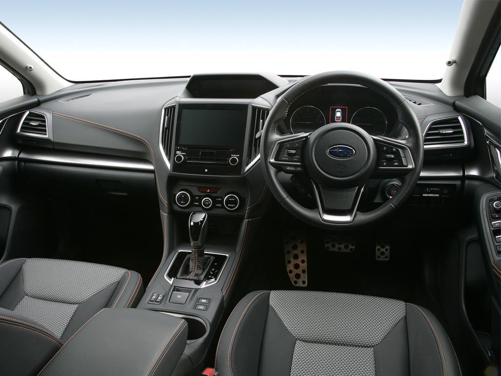 Subaru Xv Hatchback 2.0i 5dr Lineartronic