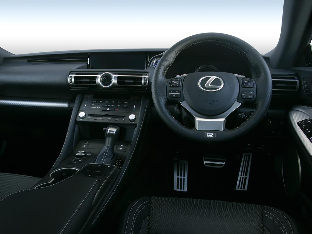 Lexus Rc Coupe 300h 2.5 2dr Cvt [takumi Pack]