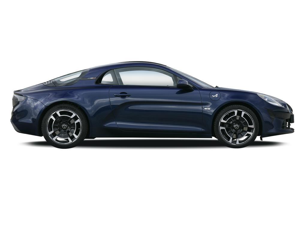 Alpine A110 Coupe 1.8l Turbo 292 2dr Dct