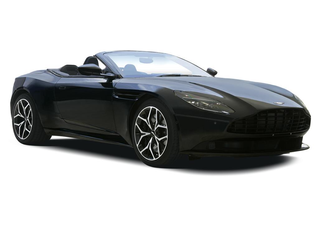 Aston Martin Db11 Convertible V8 2dr Touchtronic Auto