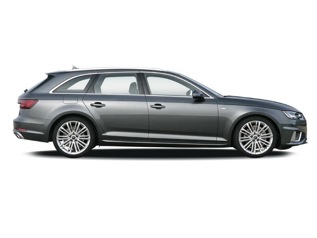 Audi A4 Avant 35 Tfsi 5dr [comfort+sound]