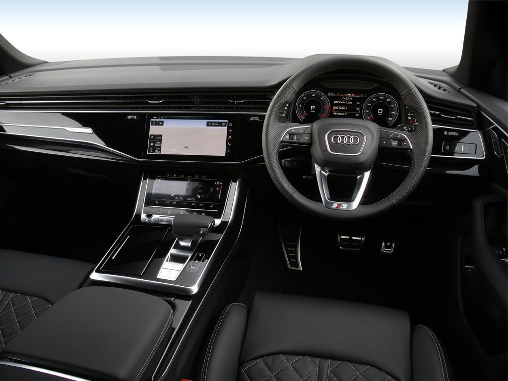 Audi Q8 Estate 60 Tfsi E Quattro 5dr Tiptronic