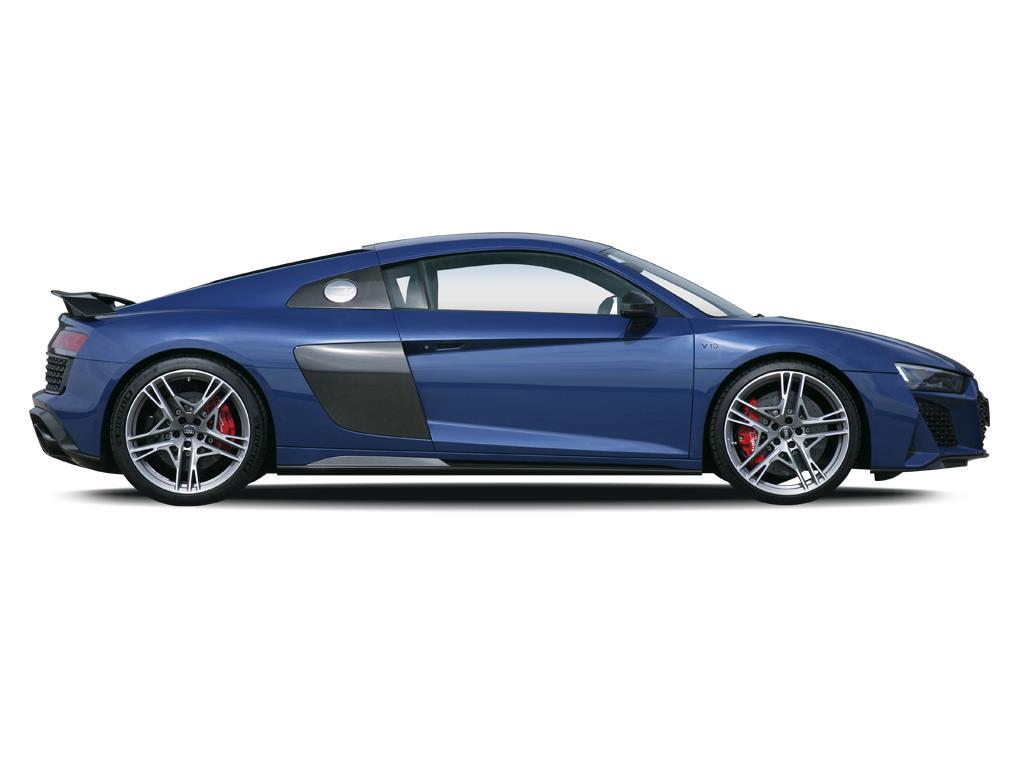 Audi R8 Coupe 5.2 Fsi V10 Quattro Perf Carb Bk 2dr S Tronic[c+s]