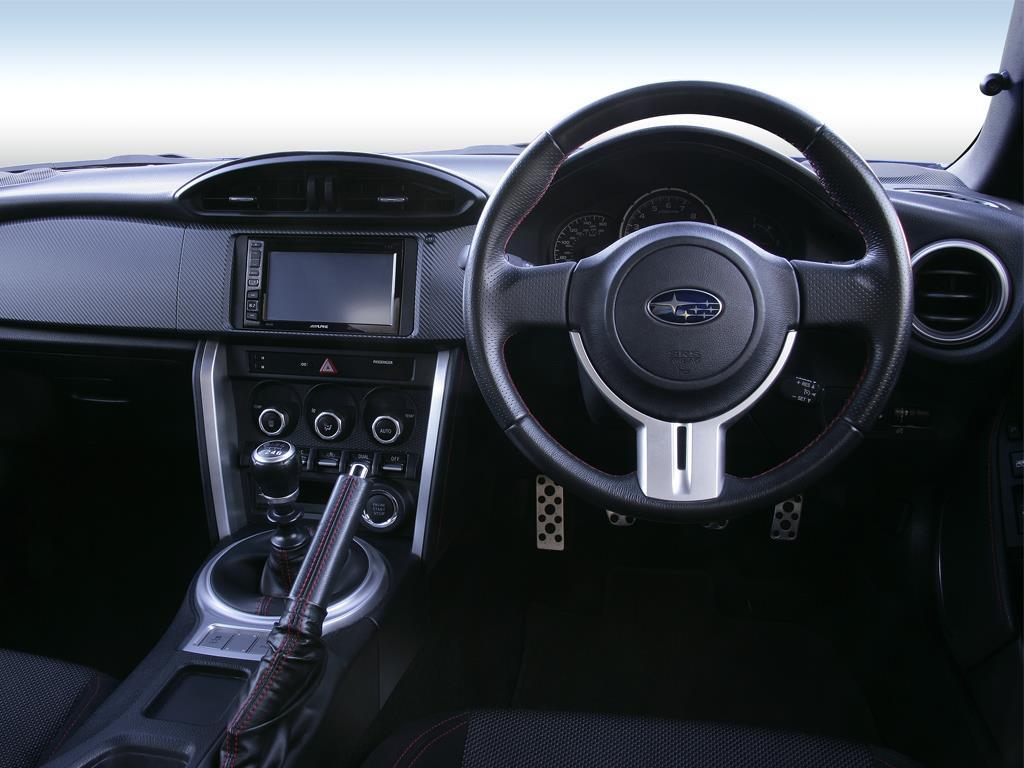 Subaru Brz Coupe 2.0i 2dr