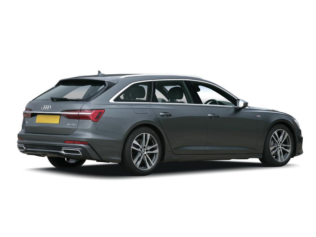 Audi A6 Avant 55 Tfsi Quattro 5dr S Tronic [tech Pack]