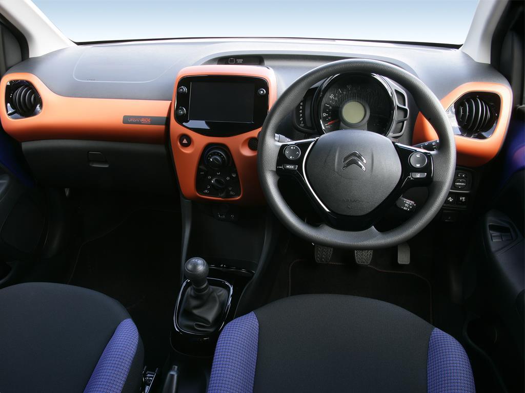 Citroen C1 Hatchback 1.0 Vti 72 3dr