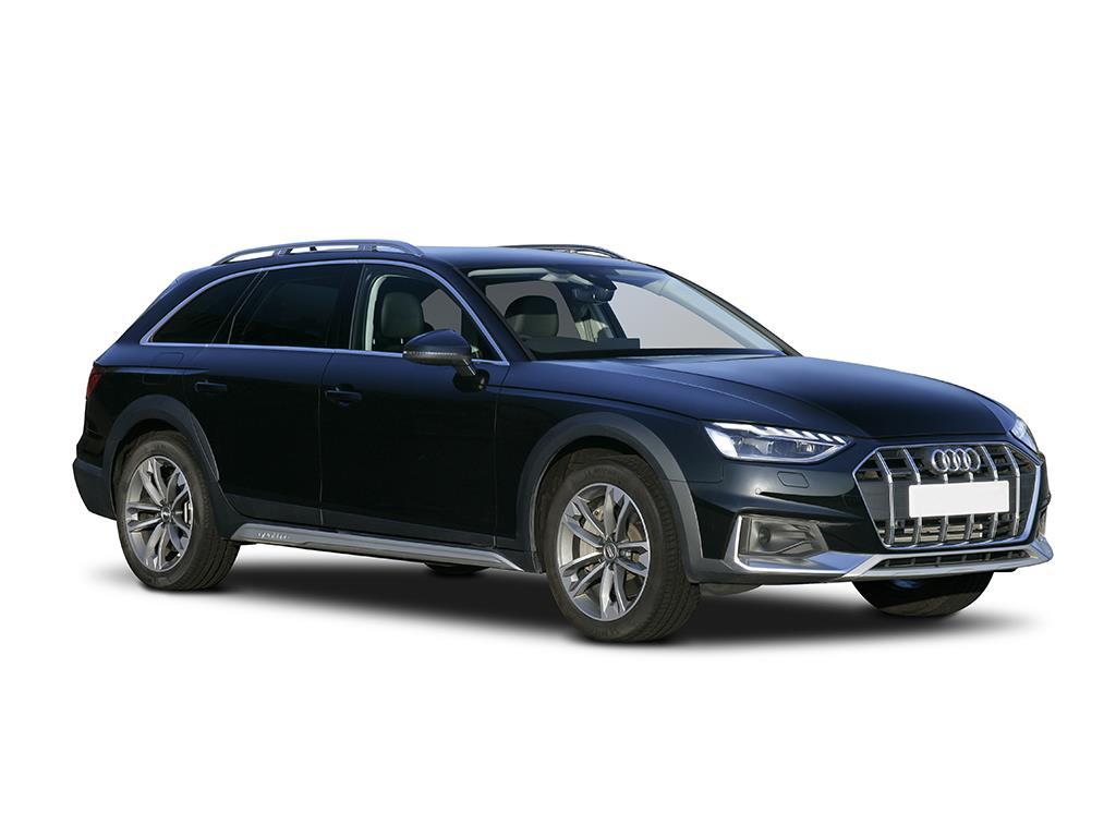Audi A4 Diesel Allroad Estate 50 Tdi Quattro 5dr Tip Tronic [c+s]