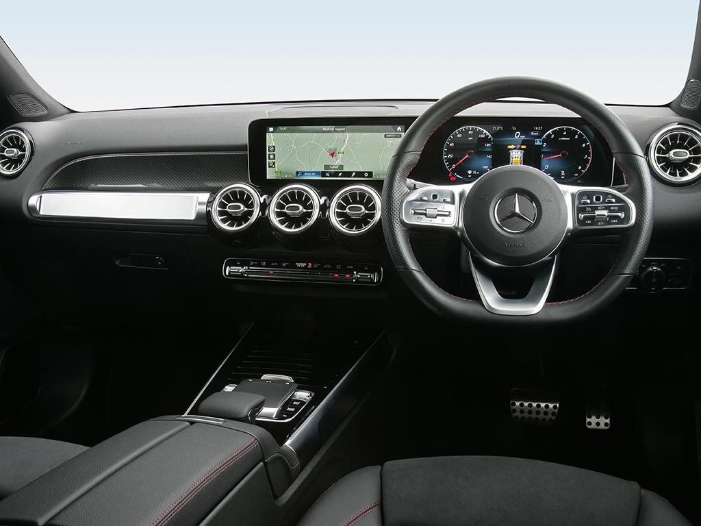 Mercedes-Benz Glb Estate Glb 200 Premium 5dr 7g-tronic