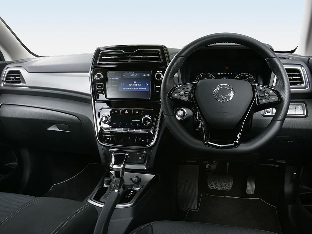 Ssangyong Tivoli Diesel Hatchback 1.6d 5dr