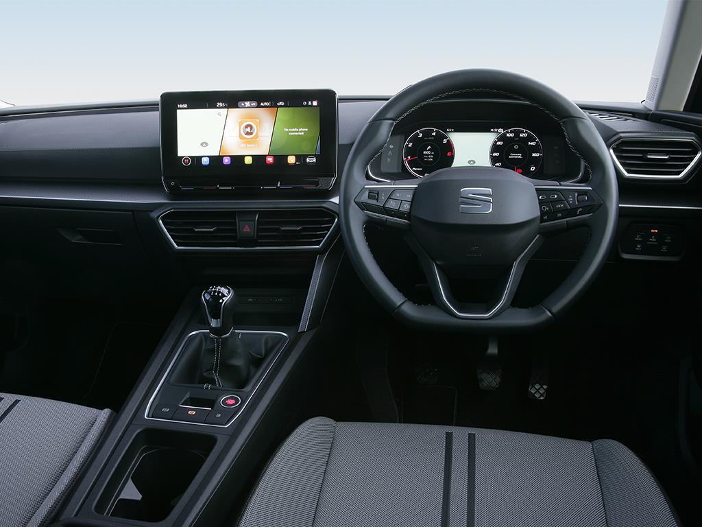 Seat Leon Hatchback 1.4 Ehybrid 5dr Dsg