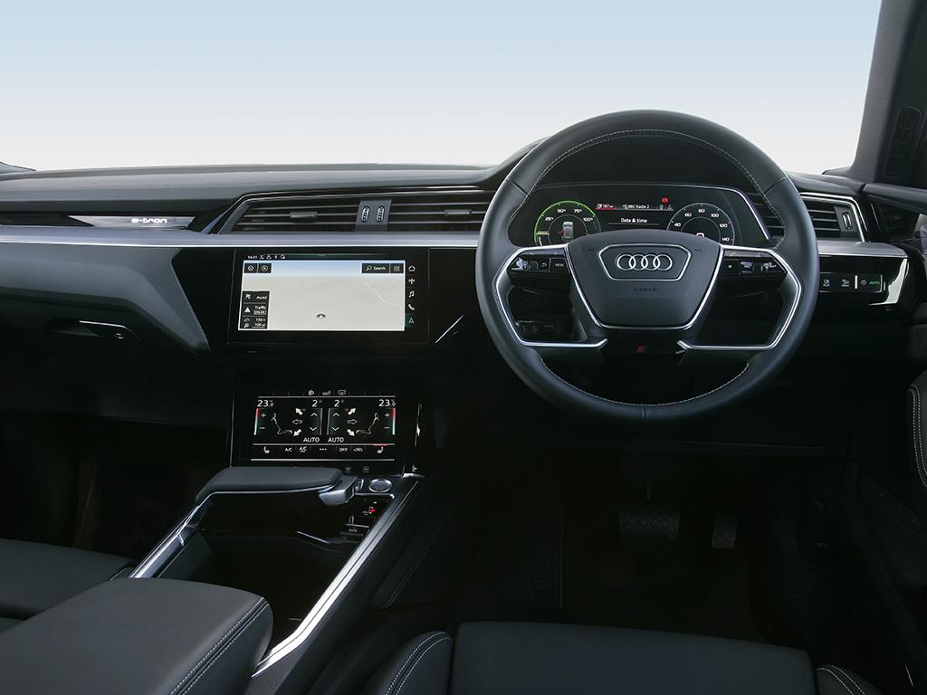 Audi E-tron Sportback Special Editions 300kw 55 Quattro 95kwh 5dr Auto