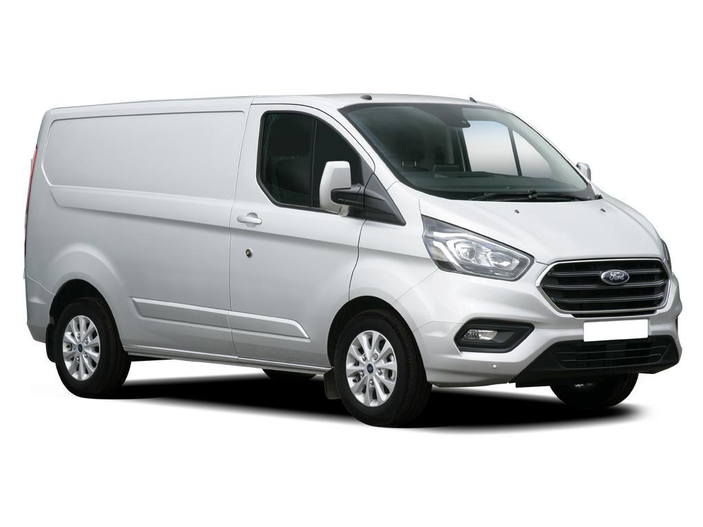 Ford Transit Custom 320 L1 Diesel Fwd 2.0 Ecoblue 130ps Low Roof Kombi Leader Van