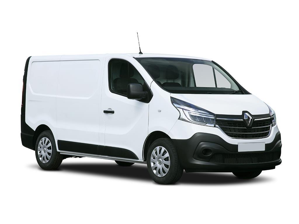 Renault Trafic Swb Minibus Diesel