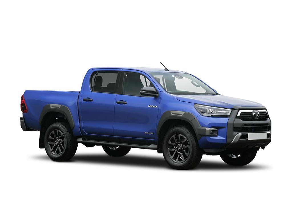 Toyota Hilux Diesel Invincible D/cab Pick Up 2.4 D-4d